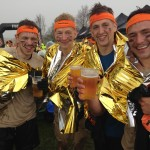 Tough Mudder - i mål!