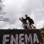 "tough mudder - ""Arctic Enema"""